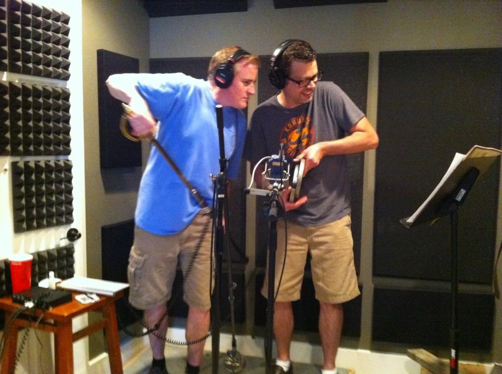 Mark and Rob